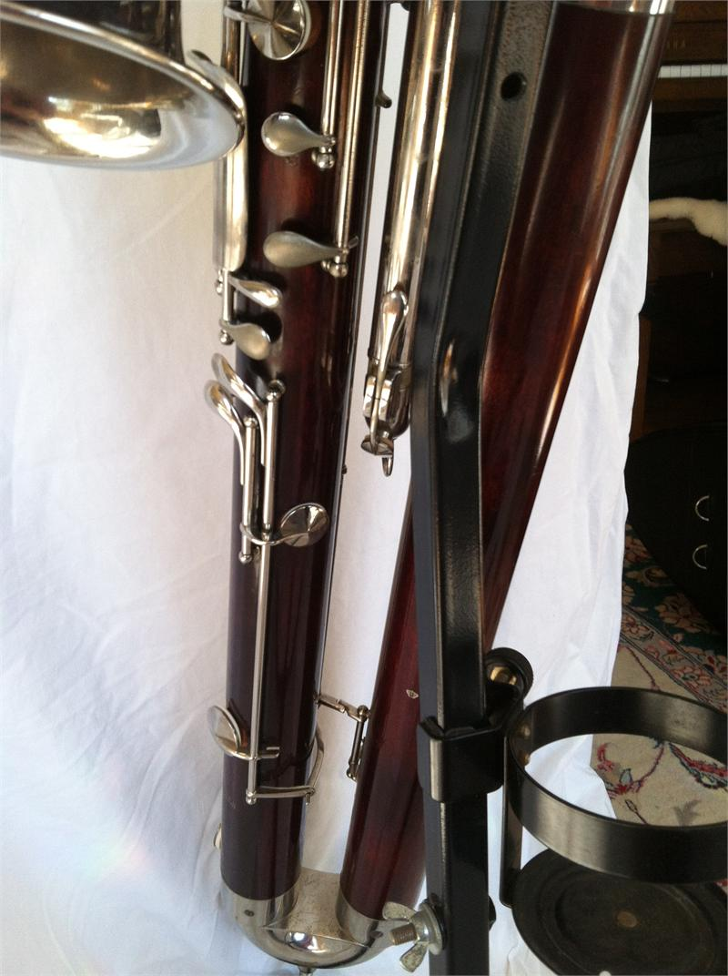 Heckel Contrabassoon #428